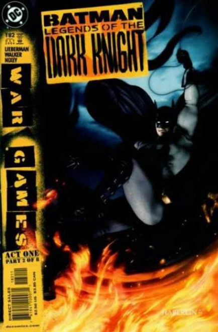 Batman: Legends of the Dark Knight Comic Book #182