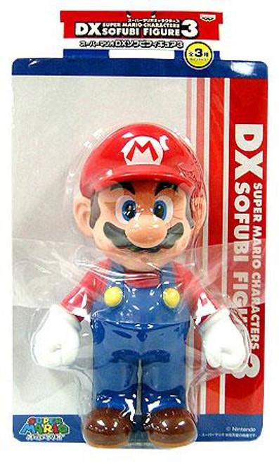 Super Mario DX Sofubi Series 3 Mario 9-Inch Vinyl Figure