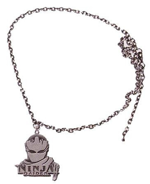 NECA Ninja Gaiden Ninja Logo Chain Necklace