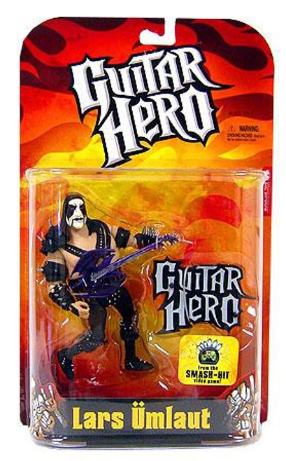 McFarlane Toys Guitar Hero Lars Umlaut Action Figure [Black Hair]