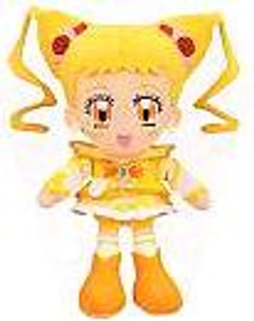 Yes! PreCure Go Go! Cure Lemonade 6-Inch Plush Doll [Urara Kasugano]