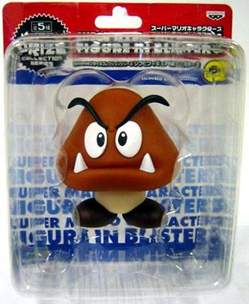 Super Mario Series 3 Goomba 5-Inch Vinyl Figure