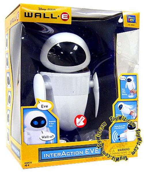 Disney / Pixar Wall-E InterAction Eve 7-Inch Remote Control Robot