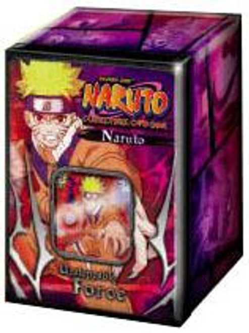 Card Game Unstoppable Force Naruto Collector Tin
