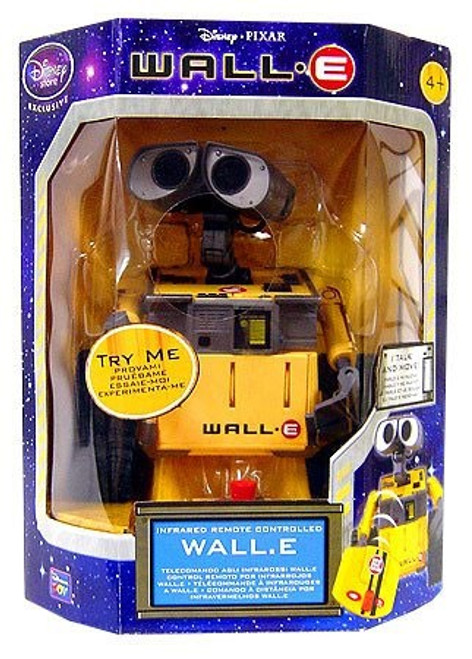 Disney / Pixar Infrared Remote Controlled Wall-E Exclusive