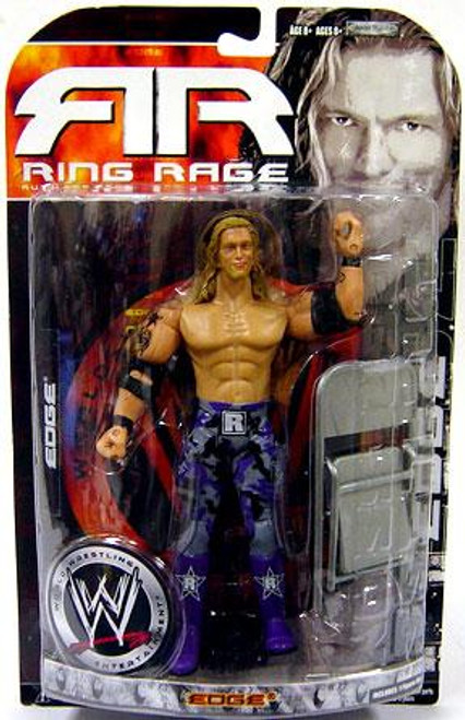 WWE Wrestling Ruthless Aggression Series 35.5 Ring Rage Edge Action Figure