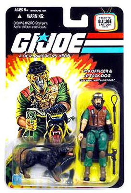 GI Joe Wave 10 Mutt & Junkyard Action Figure 2-Pack