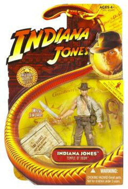 Temple of Doom Series 4 Indiana Jones Action Figure