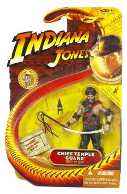 Indiana Jones Temple of Doom Series 4 Chief Temple Guard Action Figure