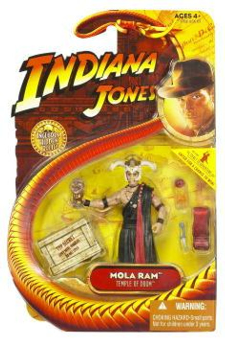Indiana Jones Temple of Doom Series 4 Mola Ram Action Figure