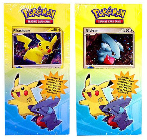 Pokemon Diamond & Pearl Set of 2 Power Packs