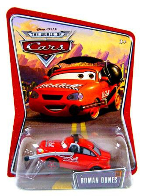Disney Cars The World of Cars Series 1 Roman Dunes Diecast Car