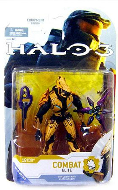 McFarlane Toys Halo 3 Series 4 Combat Elite Action Figure [Tan]