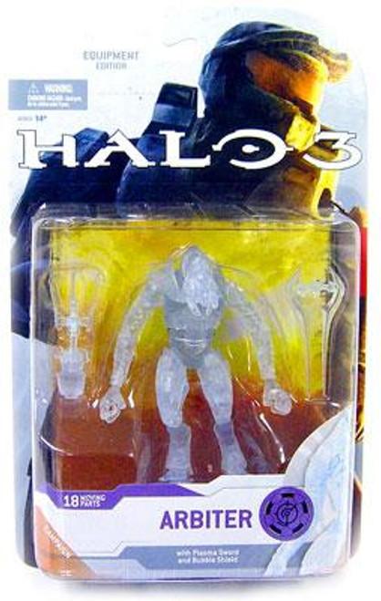McFarlane Toys Halo 3 Series 4 Arbiter Action Figure [Active Camo]