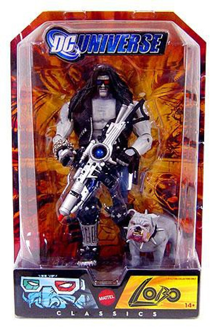 DC Universe Classics Lobo Exclusive Action Figure