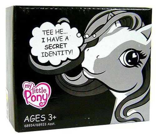 My Little Pony Exclusives Collectors Pony Exclusive Figure