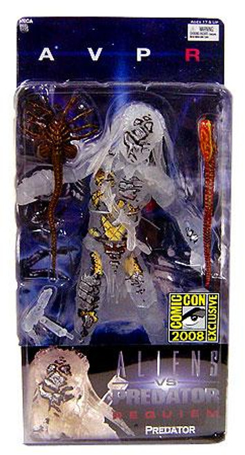 NECA Alien vs Predator AVP Requiem Predator Exclusive Action Figure [SDCC 2008 Exclusive]