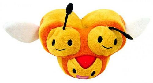 Pokemon Mini Plush Series 5 Combee 6-Inch Plush