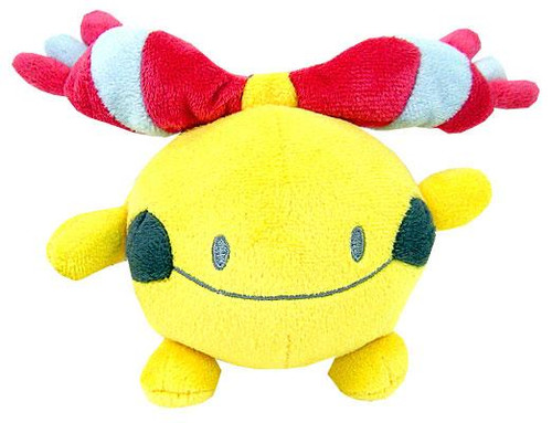 Pokemon Mini Plush Series 5 Chingling 6-Inch Plush