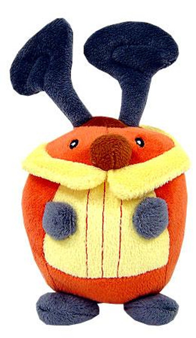 Pokemon Mini Plush Series 5 Kricketot 6-Inch Plush