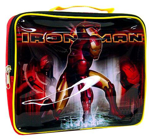 Iron Man Lunch Tote