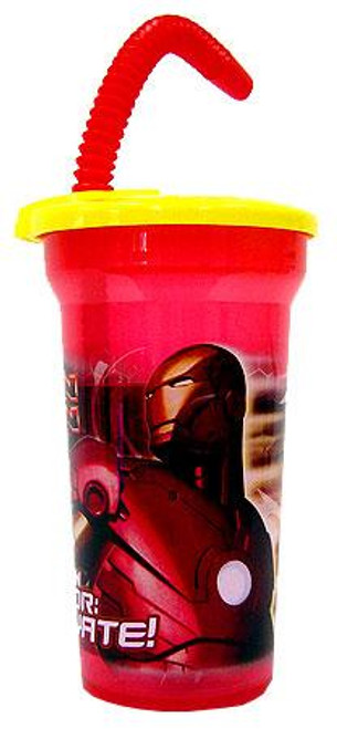 Iron Man Fun Sip Cup