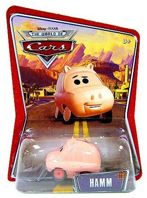 Disney Cars The World of Cars Series 1 Hamm Diecast Car