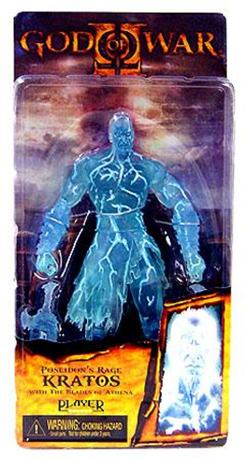 NECA God of War 2 Kratos Action Figure [Poseidon's Rage]