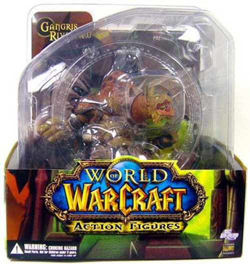 World of Warcraft Premium Series 1 Gangris Riverpaw Action Figure [Gnoll Warlord]