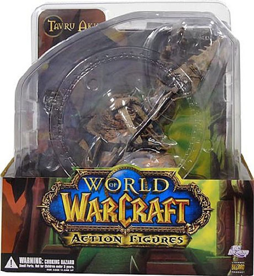 World of Warcraft Premium Series 1 Tavru Akua Action Figure [Tuskarr]