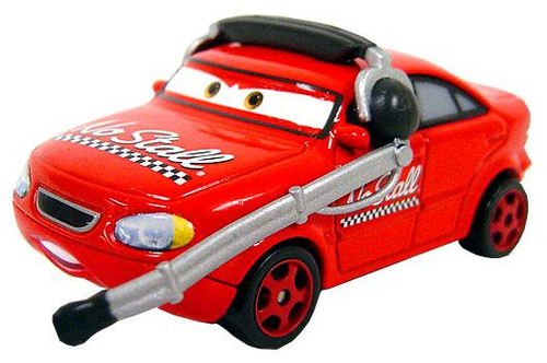 Disney Cars Loose Roman Dunes Diecast Car [Loose]