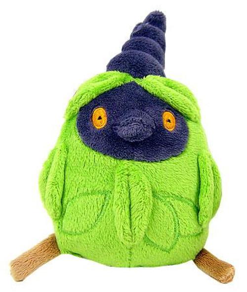 Pokemon Mini Plush Series 6 Burmy 6-Inch Plush [Grass Cloak]
