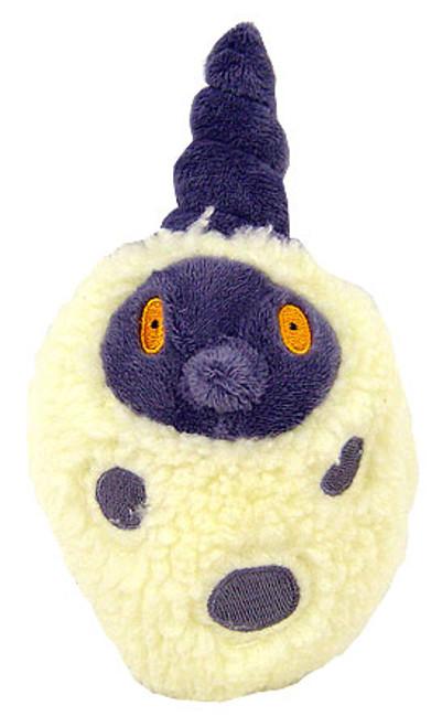 Pokemon Mini Plush Series 6 Burmy 6-Inch Plush [Sand Cloak]