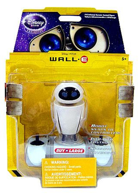 Disney / Pixar Wall-E R/C Mini Figure Eve Exclusive Remote Control Robot