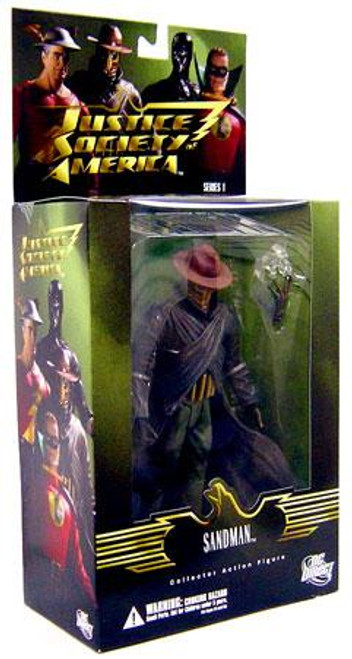DC Justice Society of America Series 1 Sandman Action Figure