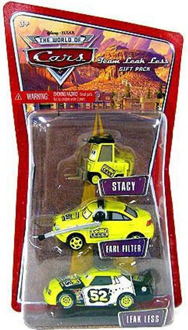 Disney Cars The World of Cars Multi-Packs Team Leak Less Gift Pack Diecast Car Set