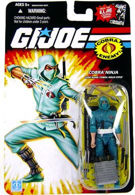 GI Joe Wave 12 Cobra Ninja Viper Action Figure