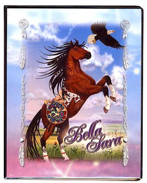 Ultra Pro Bella Sara Card Supplies Native Lights 4-Pocket Binder [Cheyenne with Eagle]