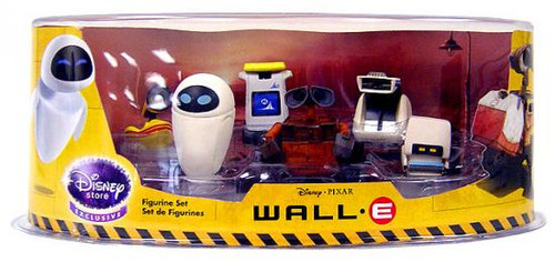 Disney / Pixar Wall-E Figurine Set Exclusive