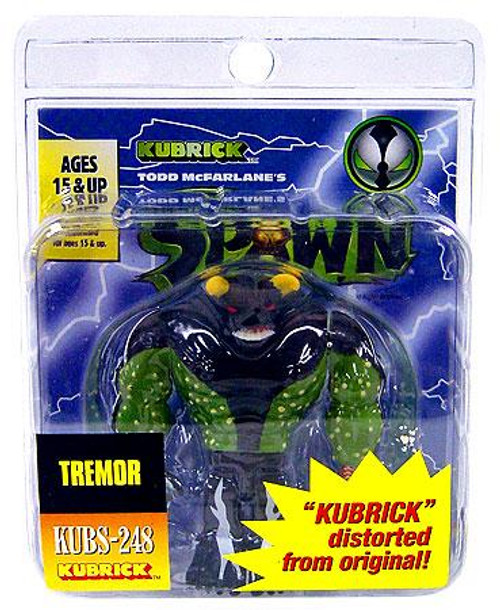 McFarlane Toys Spawn Kubrick Tremor Minifigure [Green Body Variant]