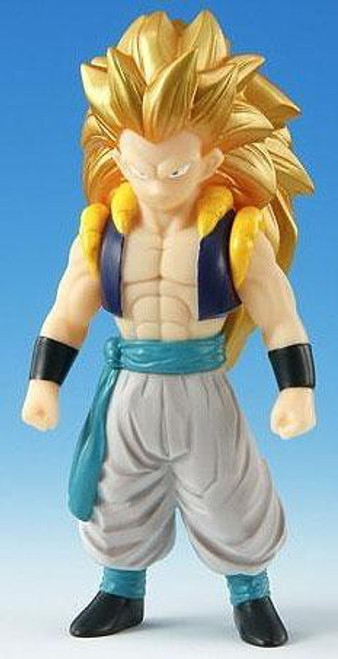 Dragon Ball Z Super Saiyan 3 Gotenks 6-Inch Vinyl Figure