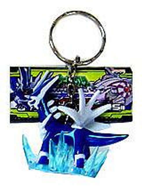 Pokemon Diamond & Pearl Japanese Dialga Keychain