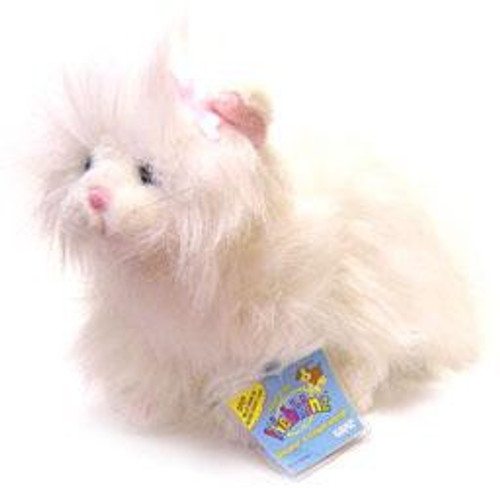 Webkinz Lil' Kinz Persian Cat Plush [Webkinz Cares]