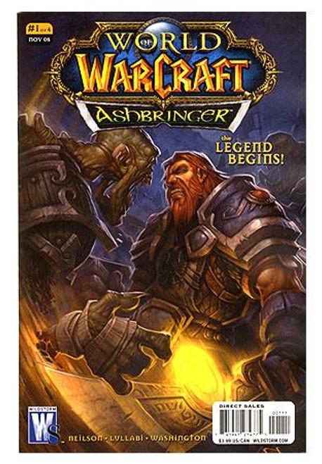 Wildstorm World of Warcraft Ashbringer Comic Book #1