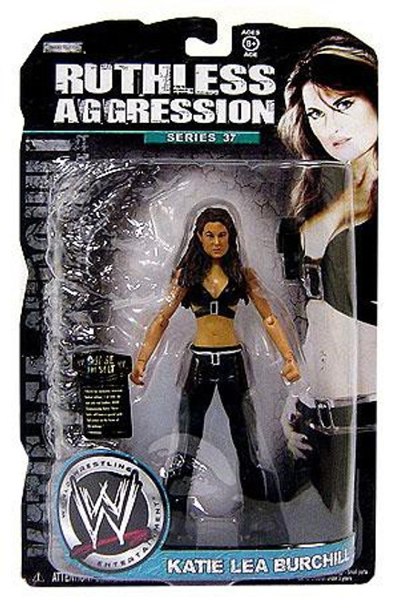 WWE Wrestling Ruthless Aggression Series 37 Katie Lea Burchill Action Figure