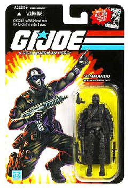 GI Joe Wave 5 Snake Eyes Action Figure