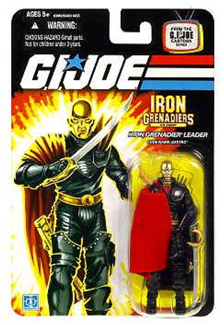 GI Joe Wave 5 Destro Action Figure