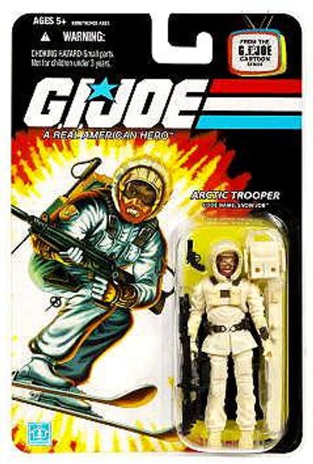 GI Joe Wave 5 Snow Job Action Figure