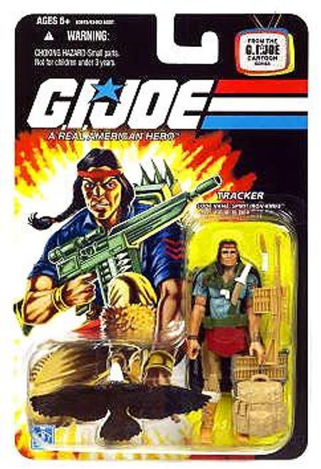 GI Joe Wave 7 Spirit Iron Knife Action Figure