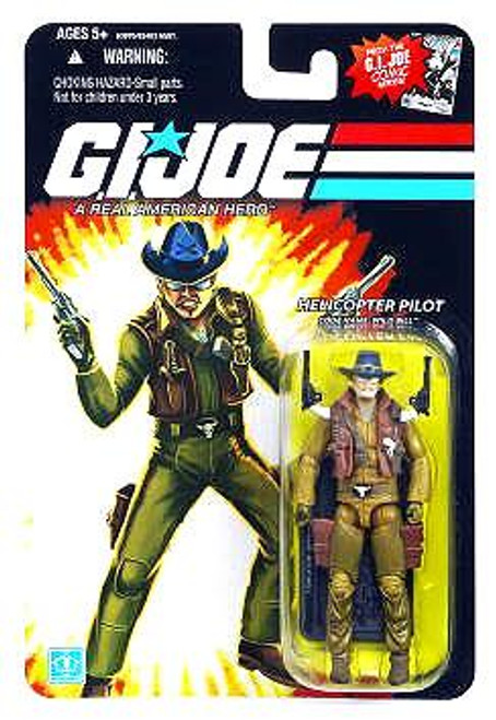 GI Joe Wave 7 Wild Bill Action Figure
